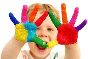 Детские цвета