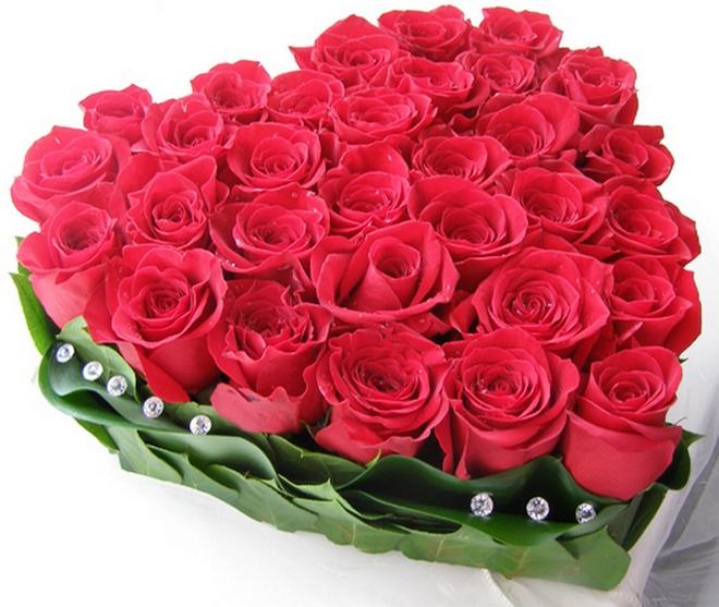 дарить цветы при знакомстве