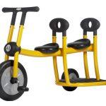 Трехколесный велосипед. Как научить ребенка кататься на трехколесном велосипеде?