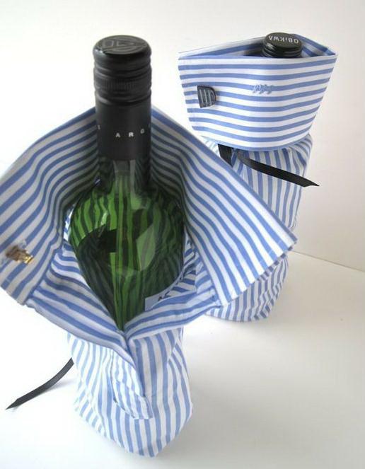 Подарки своими руками бутылки
