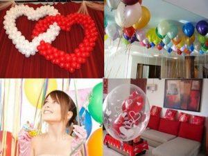 Как украсить квартиру ко Дню Святого Валентина?