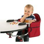Детский стульчик для кормления. Как выбрать детский стульчик для кормления?