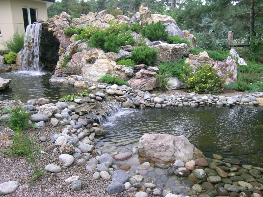 Ландшафтный дизайн. Камни в ландшафтном дизайне