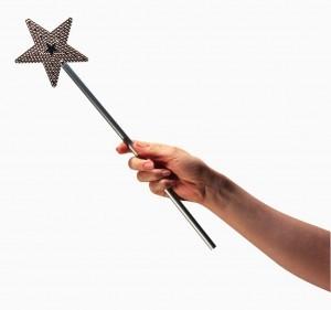 Волшебная палочка. Как сделать волшебную палочку?