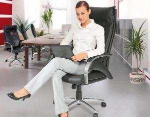 Офисные кресла. Каким должно быть лучшее офисное кресло?