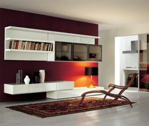 Мир мебели. Стенка для гостиной