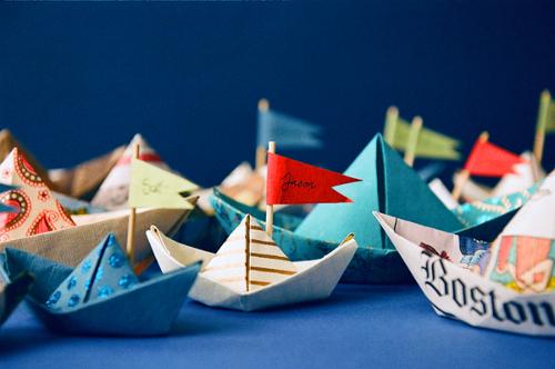 Как сделать кораблик из бумаги для детей