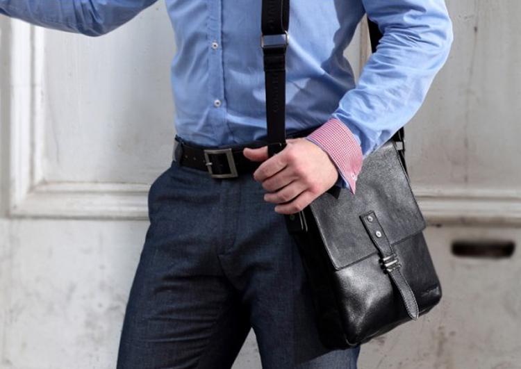 выбор мужской сумки - статья