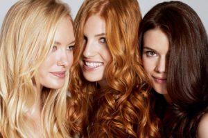 Цвет волос. Как подобрать цвет волос?