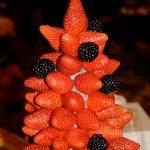 Рецепты с клубникой: Клубничное дерево