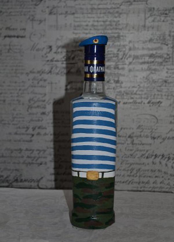Как сшить Сделать этикетки на бутылки своими