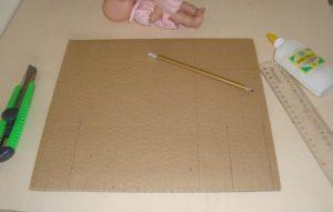 Кровать для куклы. Как сделать кровать для куклы своими руками?
