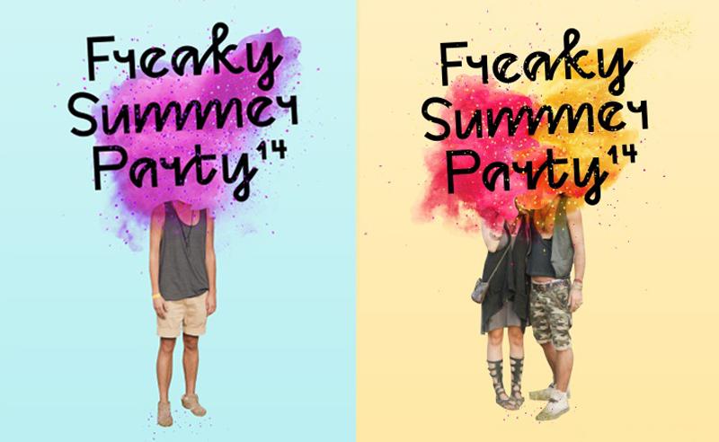 Программа Арт-пикника «Freaky Summer Party - 2014»