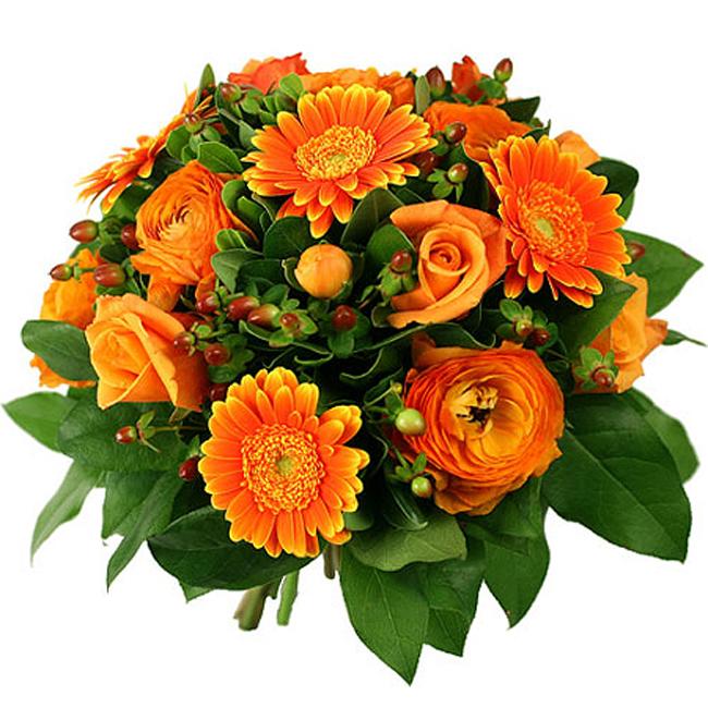 Какие цветы подарить девушке какой