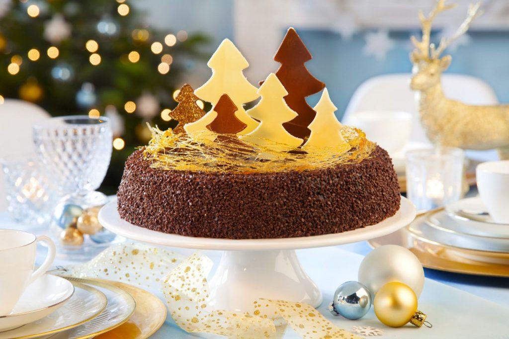 Новогодний десерт. Какой десерт приготовить к Новому 2015 году?