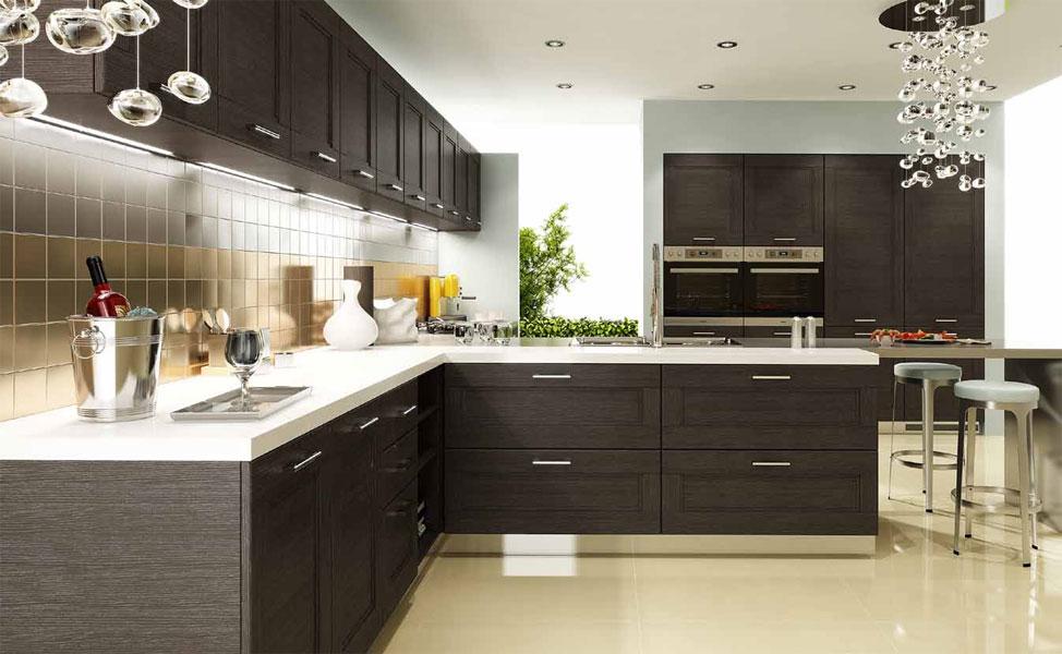 фото современная кухня