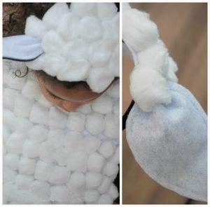 Костюм Овечки. Как сделать новогодний костюм Овечки своими руками?
