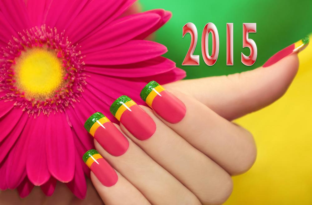 Модный маникюр 2015
