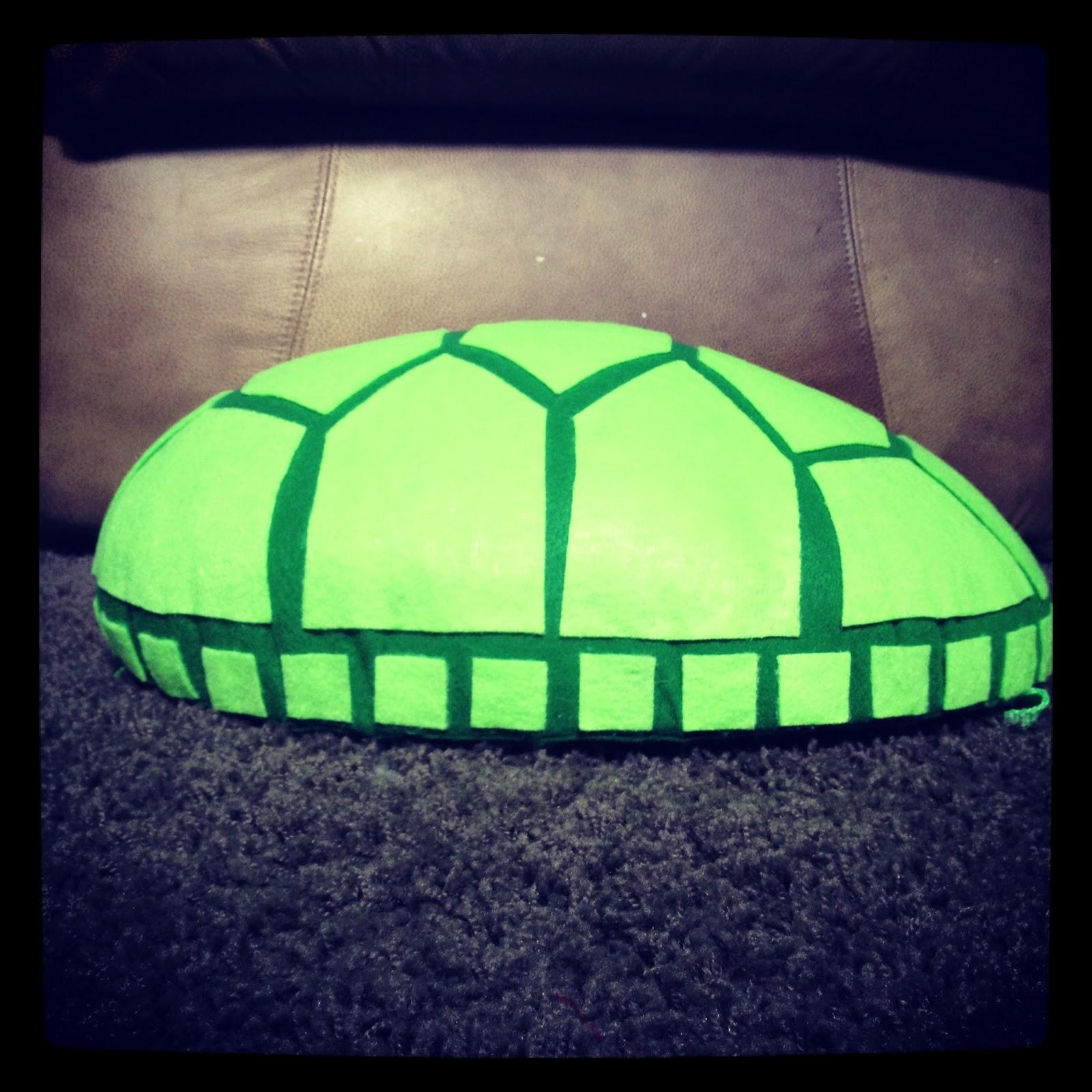 Как сделать панцирь черепахи
