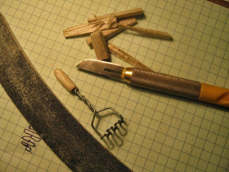 Как сделать канцелярский нож своими руками