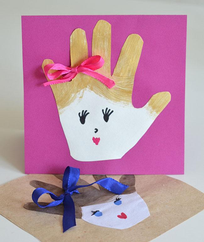 Как сделать подарок для мамы своими руками на день рождения фото