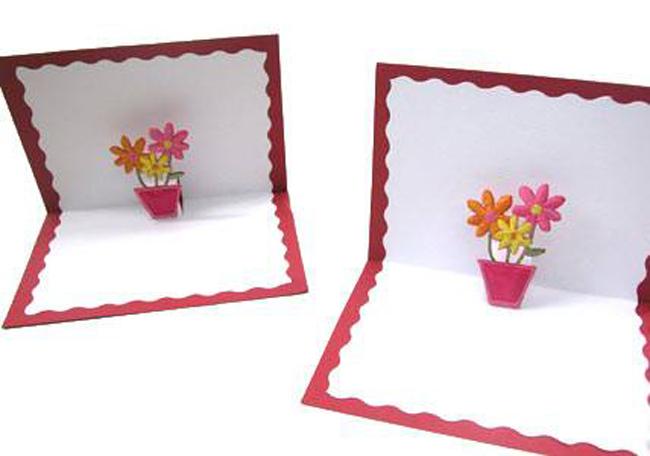 Открытки ко Дню Матери своими руками, открытки-раскраски и видео открытки