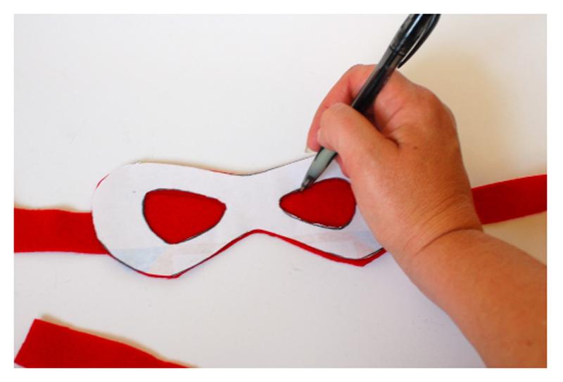 Как сделать маски из ткани своими руками