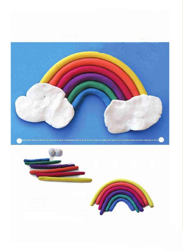 Поделки из пластилина. Поделки из пластилина для детей