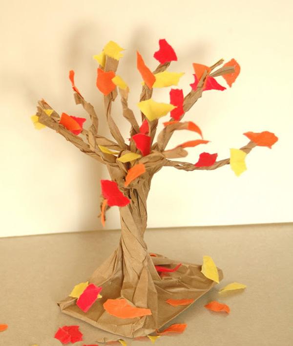 Поделки своими руками дерево из шишек
