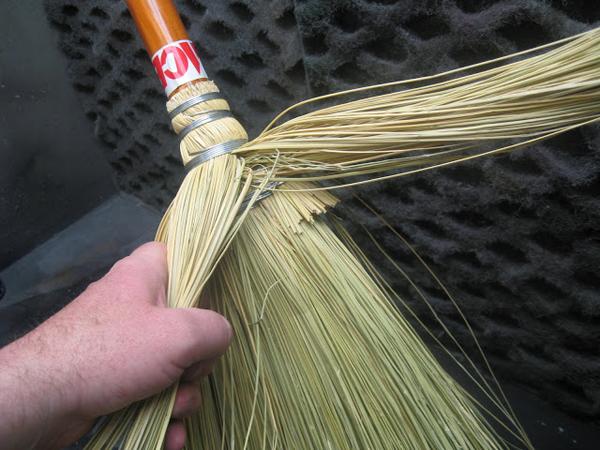 Как сделать метлу своей