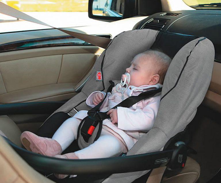 Можно ли сажать детей в автолюльку с рождения 3