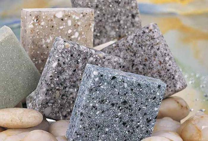 Искусственный камень в интерьере: фото и видео