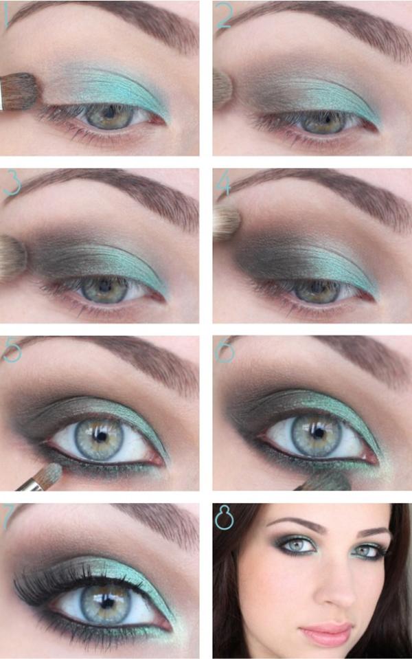 Arabic makeup 2018