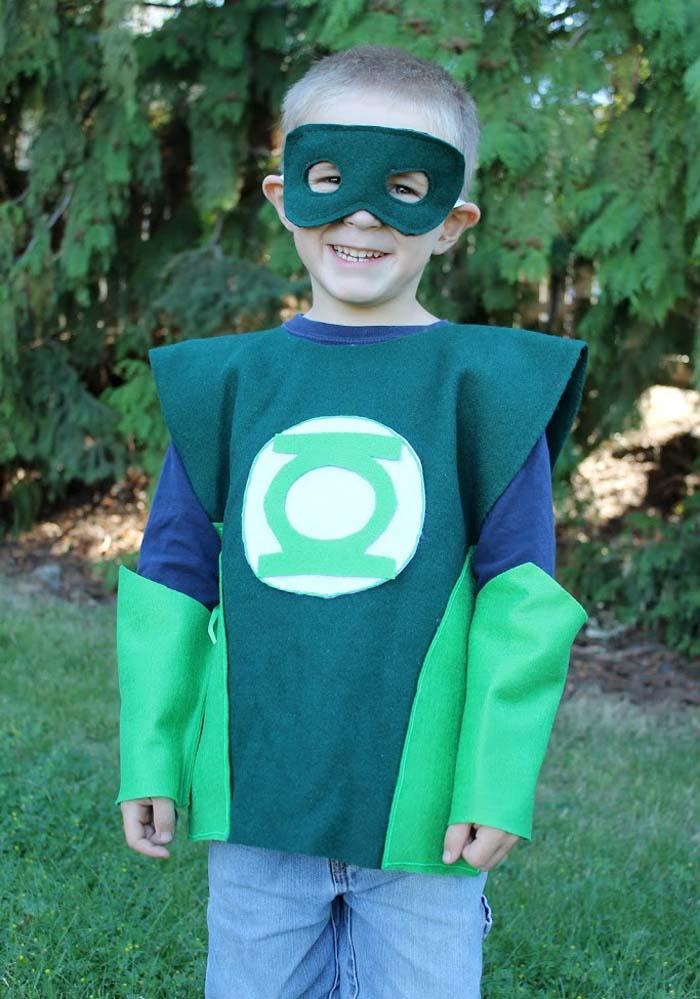 Новогодние костюмы бэтмена своими руками