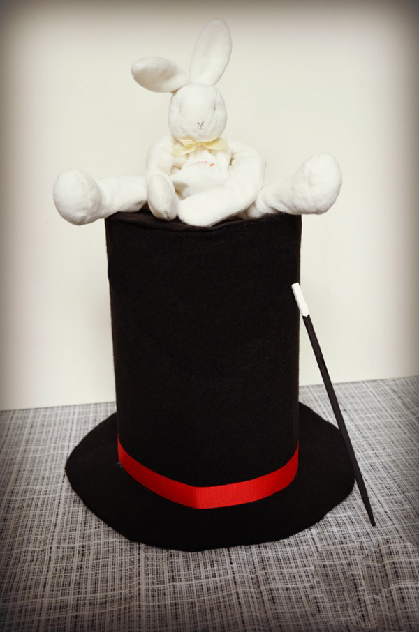 Как сделать шляпу фокусника своими руками
