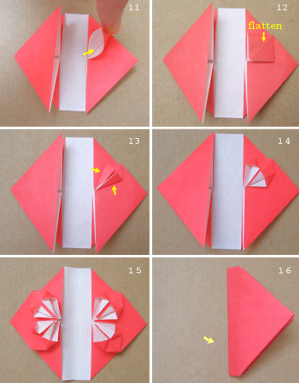 Origami Toolbox  Pen Pot Instructions  Paper Kawaii