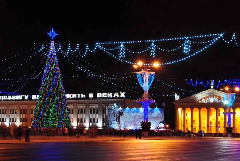 Программа новогодних мероприятий в Минске – 2015. Куда пойти на Новый 2015 год в Минске?