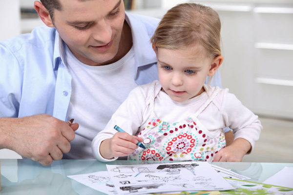 Школа «Отцовство» для настоящих и будущих пап