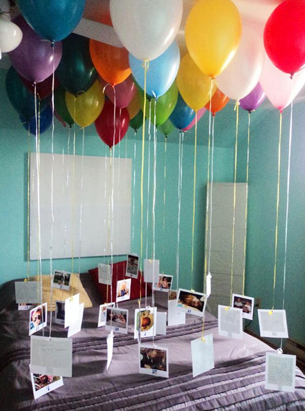 Интересные идеи на день рождения