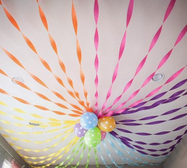 Как можно из воздушных шаров