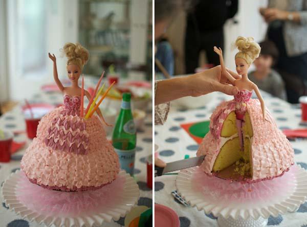 Торт барби своими руками фото 39