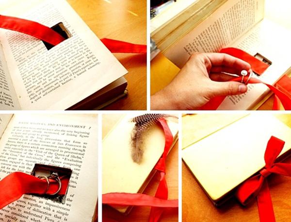 Как сделать книгу для любимого своими руками