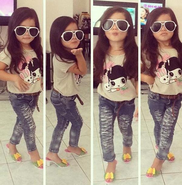 Мода для девочек 2015