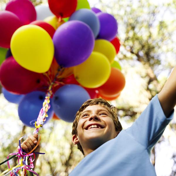 Оформление воздушными шарами: Дня Рождения, детского праздника, тематической вечеринки
