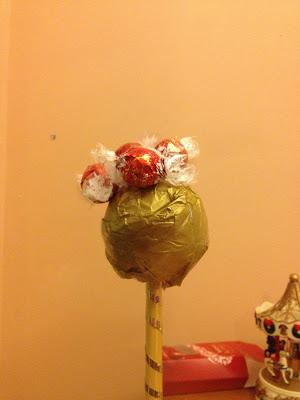 Дерево из конфет своими руками мастер класс 44