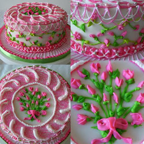 Как украсить торт к 8 марта (Международному женскому дню): фото, мастер классы, видео и советы