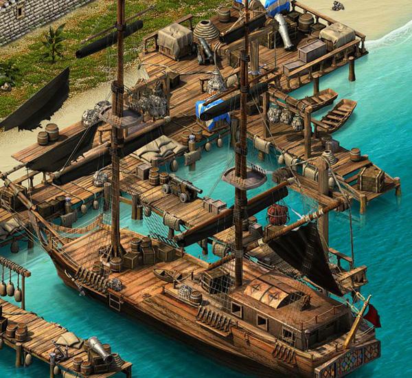 Кодекс Пирата: обзор онлайн игры, скриншоты и видео