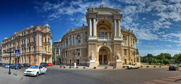 Одесса: достопримечательности и отдых в Одессе