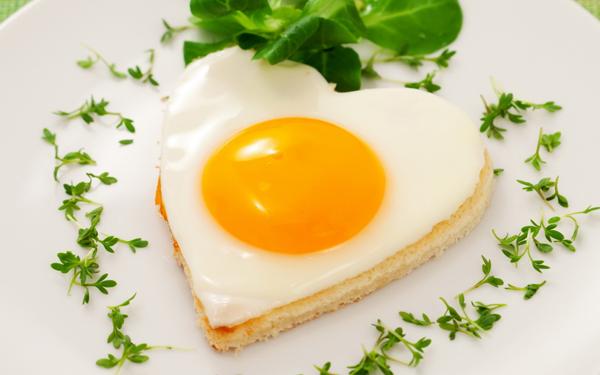 Яичница: рецепты приготовления, оригинальные формы и идеи