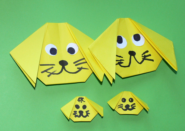 Картинки поделки оригами 20